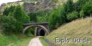 Voie verte du Velay, greenway Brives-Charensac, Coubon, Solignac-sur-Loire