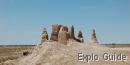 Kirkiz Kala, Ancient Khorezm