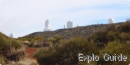 Teide Observatory, Tenerife, Canary islands