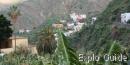 Hermigua village, La Gomera island
