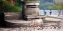 Labrador Park WW2 battery, Singapore