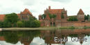 "Malbork Castle, the ""Magnificent Heap of Bricks"""