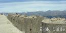 Mount Chaberton fortress, Briançon