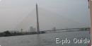 Chao Phraya river ferry tour, Bangkok