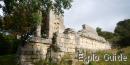 Chateau Bas Roman temple ruins, Vernegues