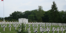 Gerbevillers, German and French military cemeteries