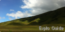 Savanna at Gunung Bromo, Awesome sight like in windows wallpaper
