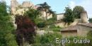 Medieval Castle of Langoiran, Gironde