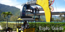 Merida's world's highest cable car