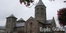 Notre Dame des Miracles church, Mauriac