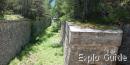 Batterie des Caurres, Tournoux Fortress, Ubaye valley