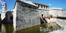 Castillo de la Real Fuerza, fortress, Habana Vieja