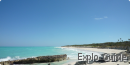Playa Perla Blanca, Cayo Santa Maria, beach and nature reserve