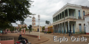 Remedios colonial town