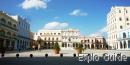 Plaza Vieja square, La Habana vieja