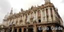 Centro Gallego baroque buidling, La Habana