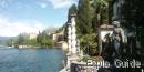 Villa Monastero gardens, Varenna, Como lake
