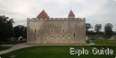 Kuressaare Kindlus, Kuressaare fortress, Saaremaa island