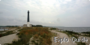 Sörve cape and lighthouse, Saaremaa island