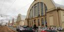 Old German Zeppelin hangars, Riga central market