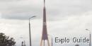 Zakusalas Tornis, Riga Radio and TV Tower