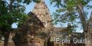 Phanum Rung Khmer temple,  Isan