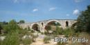 Pont Julien Roman bridge, Apt, Vaucluse