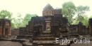 Muang Sing Khmer temple, Kanchanaburi