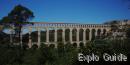 Roquefavour aqueduct, Aix en Provence