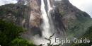 Salto Angel waterfall, Canaima