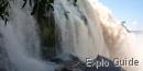 Salto Hacha Waterfall, Canaima