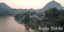 Boat trip from Nong Kiaow to Luang Prabang