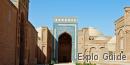 Sultan Saodat mausoleum, Termez