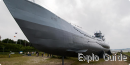 U-Boot U-995 submarine, Kiel