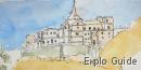 Uclès monastery,  Castilla - La Mancha