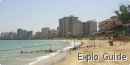 Varosha Ghost beach resort