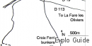 Croix Ferri bunkers, Lançon de Provence