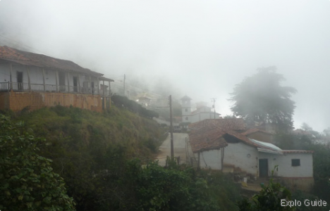 Acequias mountain village, Merida