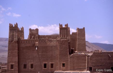 Akhiam caves, Agoudal, High Atlas