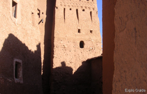 Aït-Benhaddou kasbah, Ouarzazate