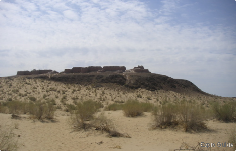 Ayaz Kala, Ancient Khorezm