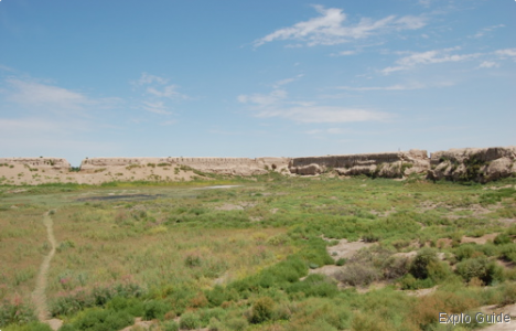 Guldursun Kala, Ancient Khorezm