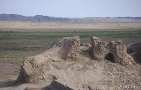 Toprak Kala, Ancient Khorezm