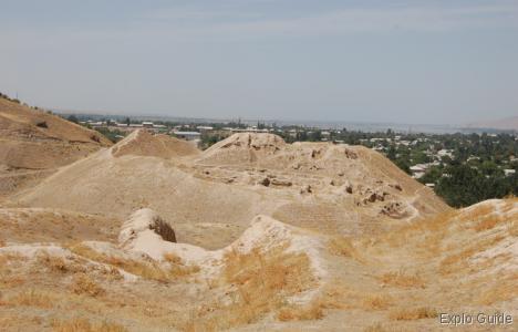 Penjikent Sogdian Ancient city