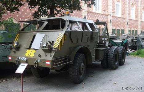 Austria army museum, Vienna