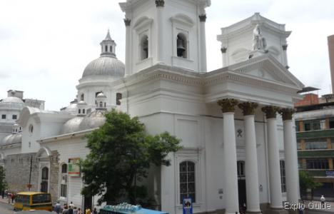 Basilica Santa Teresa, Caracas centro