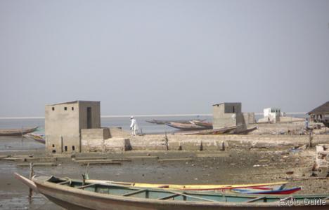 Dionwar village, Sine Saloum delta