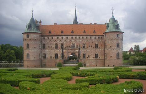 Egeskov Renaissance castle