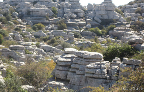 El Torcal de Antequera walking tour