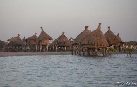Joal Fadiouth village, Petite Côte